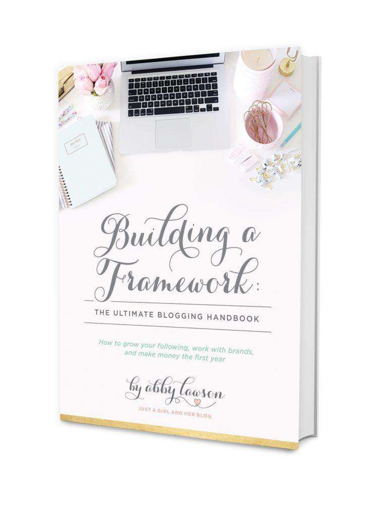 Building_a_Framework Blogger's beginner help