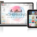 The Ultimate Homemaking Bundle Is The Help You Need