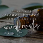 Natural Healers Make Good Homemakers