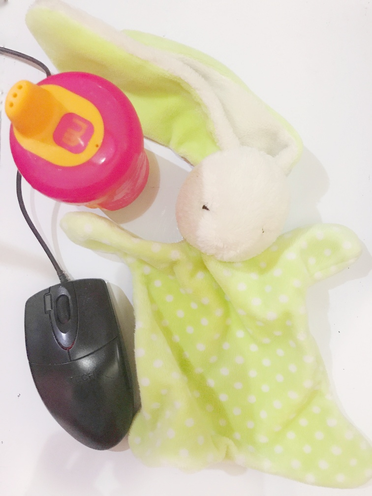 work at home toy sippy cup 2