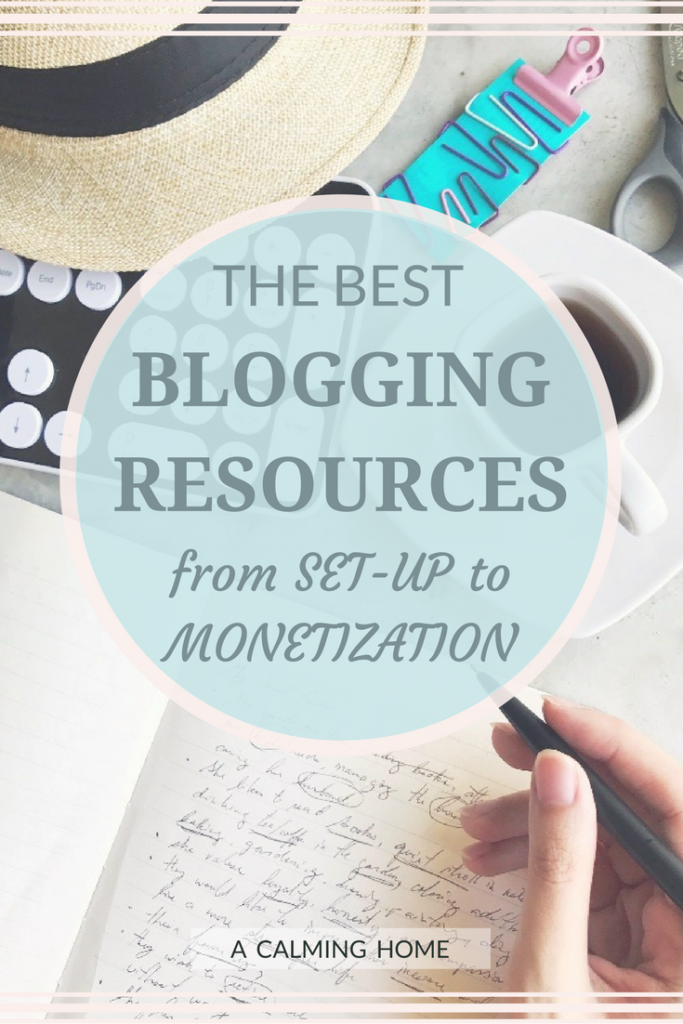 best blog resources set-up monetization