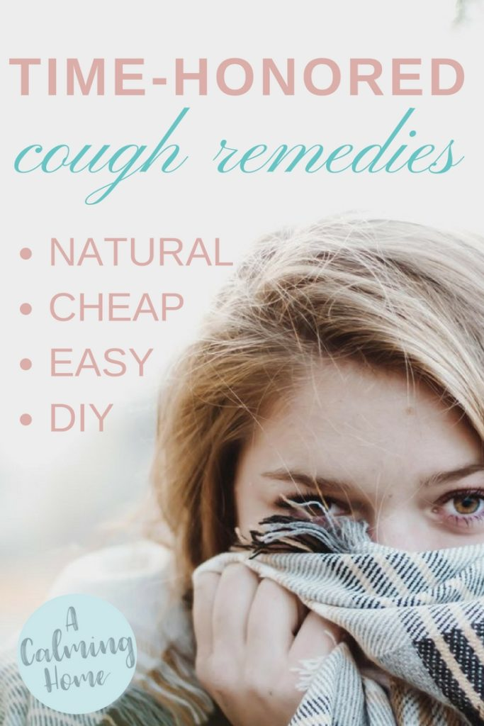 how to get rid of a cough remedy